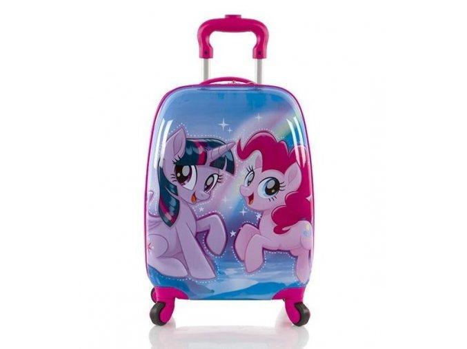 Dětský kufr HEYS MY LITTLE PONY pro holky