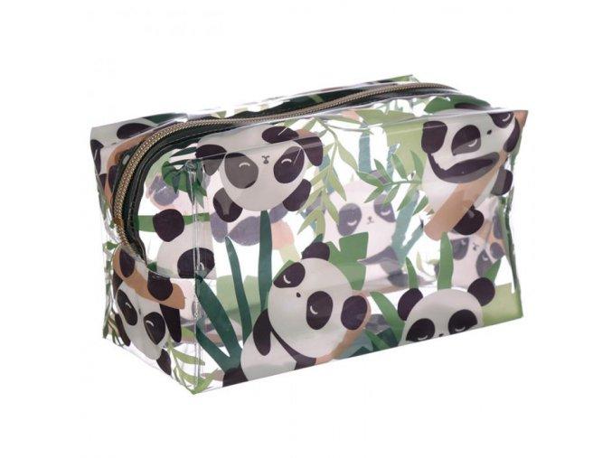 Kosmetická taška panda 02