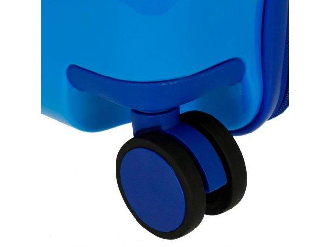 dětský kufr odrážedlo spiderman 01