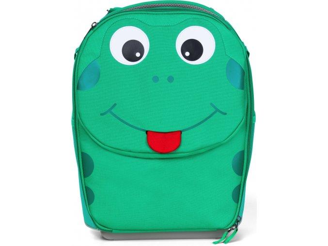 Dětský cestovní kufřík Affenzahn Finn Frog