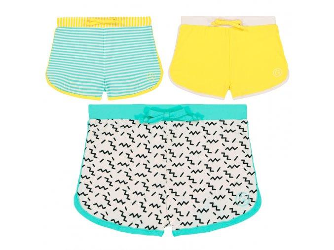 Kietla šortky plavky dětské