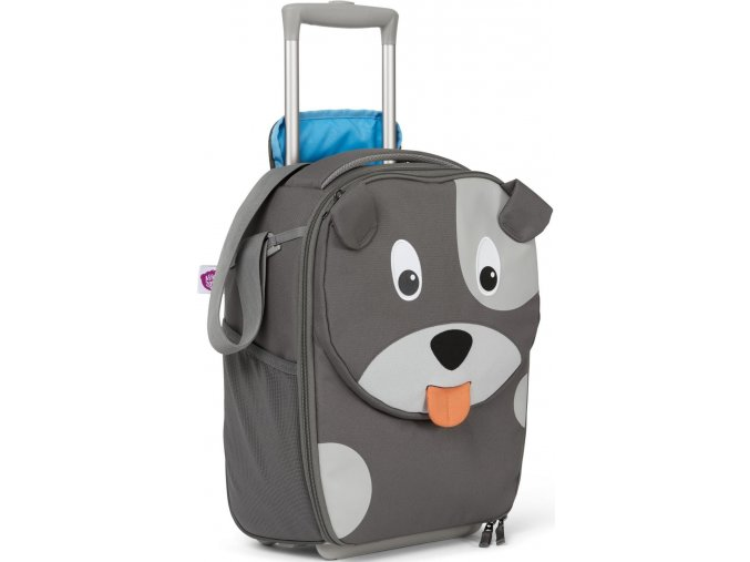 Dětský cestovní kufřík Affenzahn Pejsek