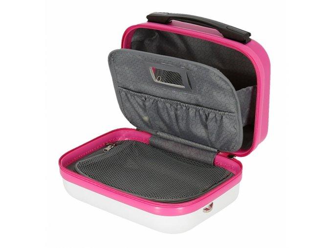 Cestovní kabelka - kosmetický kufřík Minnie, dívčí