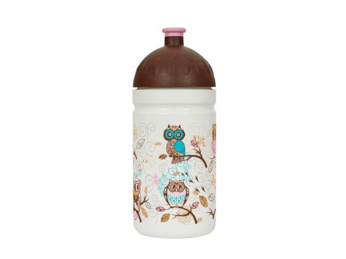 Zdravá lahev Sovičky 0,5 l