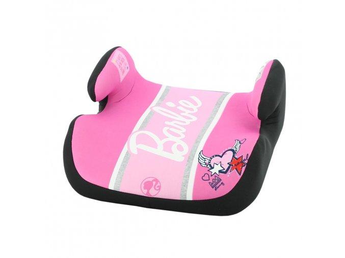 Podsedák Nania Topo Comfort Barbie, růžový