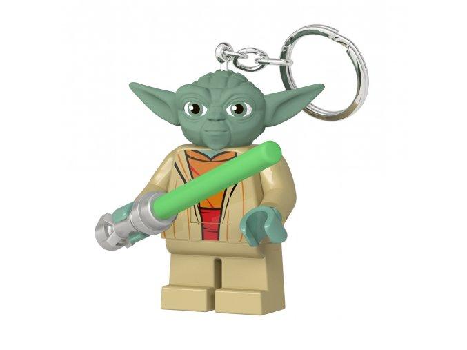 LEGO Star Wars Yoda svítící figurka se světelným mečem