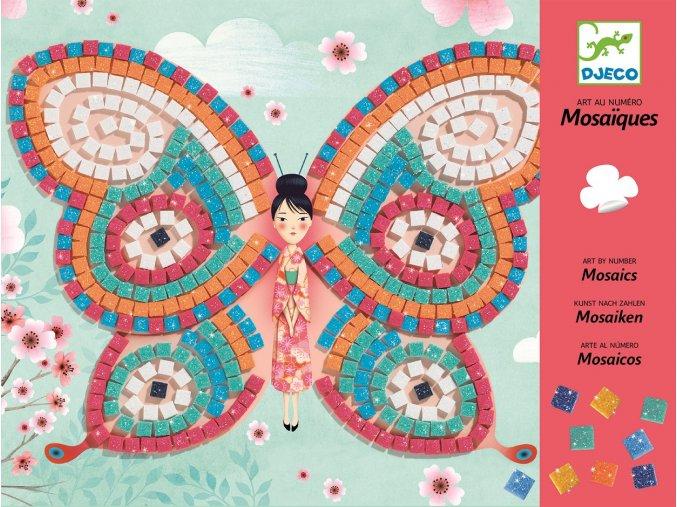 Mozaika - Motýli, Djeco