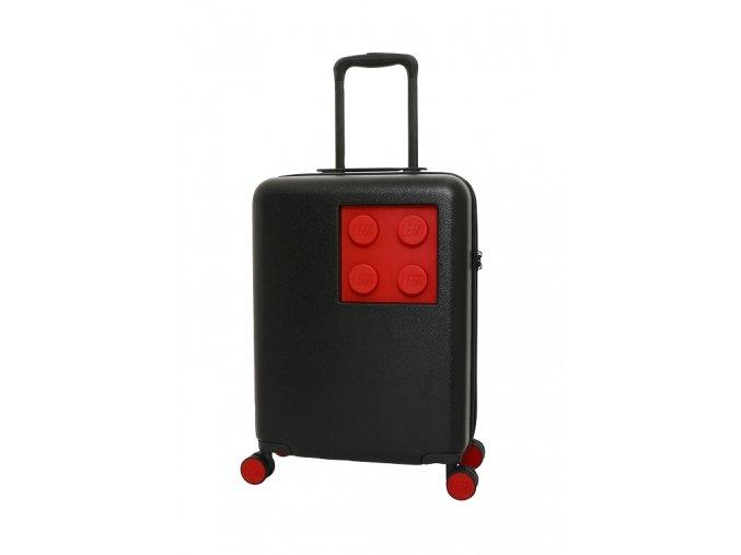 LEGO kufr URBAN - Černý/Červený, 40 l
