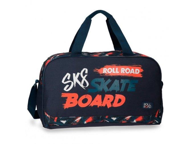 Sportovní taška Roll Road Freestyle pro kluky 01