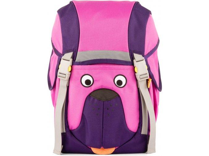 Dětský batoh Affenzahn Walki Winnie Wuff růžový