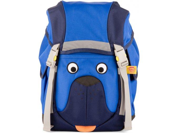 Dětský batoh Affenzahn Walki Woody Wuff modrý