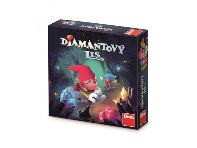 Diamantový les Dino hra