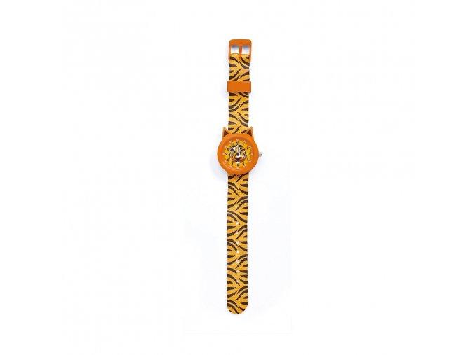 Dětské hodinky Tygr djeco