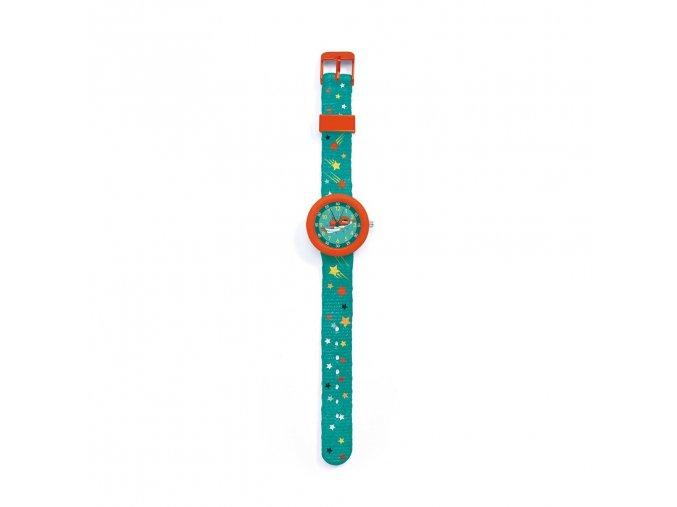 Dětské hodinky Superhrdina Djeco
