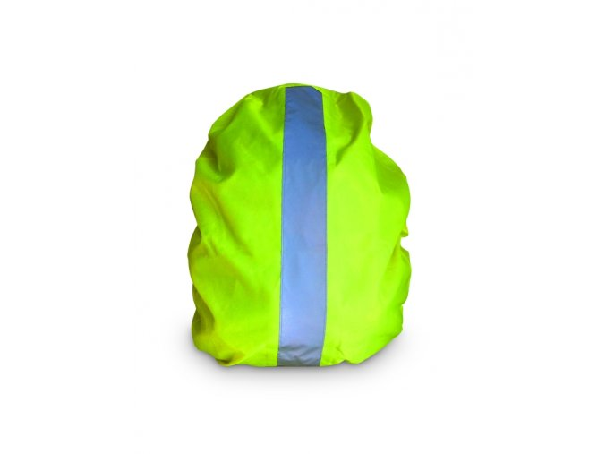 Reflexní potah na batoh
