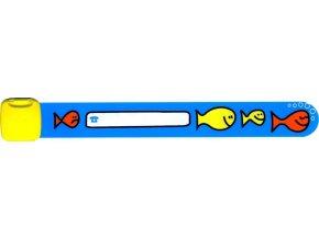 Identifikační náramek pro děti modrý