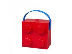 lego box červená