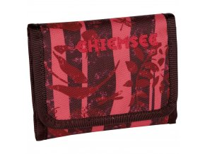 CHIEMSEE WALLET S16 ZEBRA FLOWER
