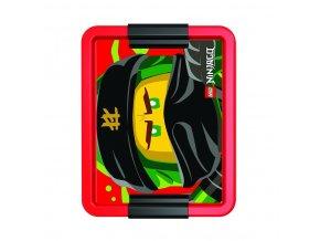 LEGO Ninjago box na svačinu - červená