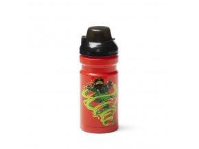 LEGO Ninjago Classic láhev na pití červená 0,39 L dětská