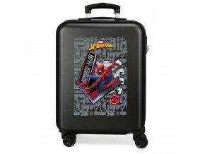 JB 2161761 kufr ABS spiderman comix