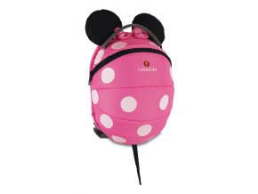 L12440 disney kids backpack pink minnie 1