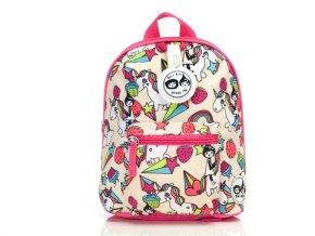 Dětský batoh, jednorožec, pro holčičky 1 rok, 2 roky, 3 roky