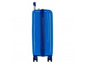 Dětský kufr na kolečkách, pro kluky, Paw patrol, skořepinovy