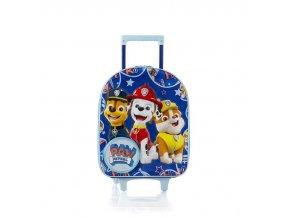 Dětský kufr, textilní, Paw Patrol 50