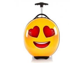 Dětský kufr HEYS E MOTION LOVE