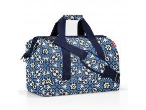 Dámská cestovní taška ve tvaru doktorského kufříku