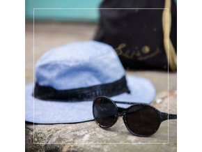 set dětské sluneční brýle a klobouček KiETLA