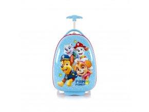 Dětský kufr HEYS Tlapková Patrola, modrý