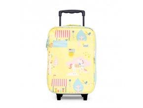 Dětský cestovní kufr - Jednorožec