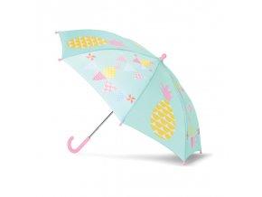 Dětský deštník - Ananas pro holky
