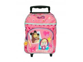 Dětský kufřík Máša a Medvěd