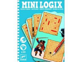 Mini Logix Bitva korábů, , hra loďe