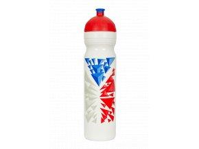 Zdravá lahev Vlajka 1,0l