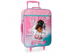 Princezna Nella a jednorožec kufr