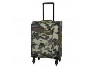 Cestovní kufr TRAVELITE maskáčový