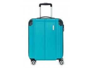 Palubní kufr TRAVELITE CITY 4W S PETROL