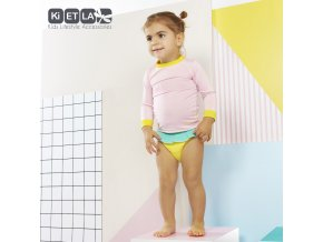 KiETLA plavky s UV ochranou – dívčí 2-3 roky