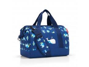 Dětská cestovní taška REISENTHEL M ABC modrá