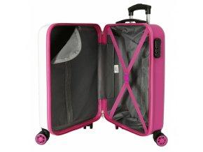 Cestovní kufr ABS Roll Road Spring 55 cm