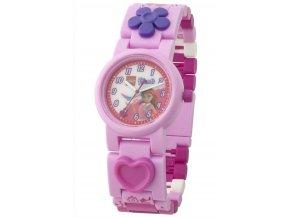 Dětské hodinky LEGO Friends Olivia, růžová