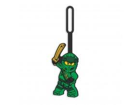 LEGO Ninjago Legacy Jmenovka na zavazadlo - Lloyd