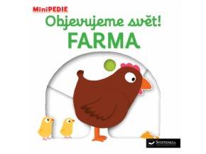 MiniPEDIE Objevujeme svět! Farma , slepicka