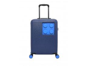 LEGO kufr URBAN - Tmavě/Světle Modrý, 40 l