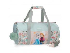 Dětská sportovní taška Frozen 2 01