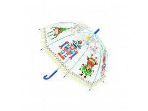 Dětský deštník Roboti Djeco
